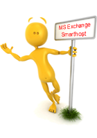 SMTP smarthost for MS Exchange
